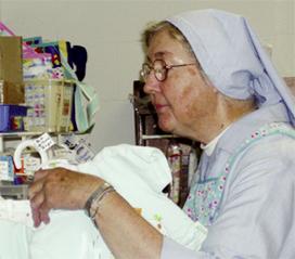 Sister Rosaria Raidl