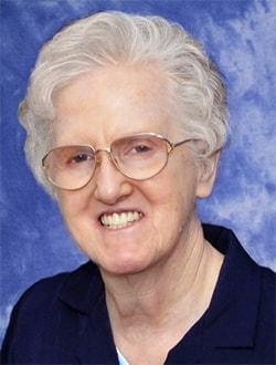 Sister Mary Cecilia Schlebecker