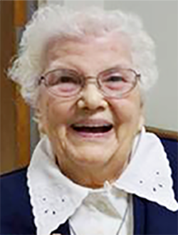 Sister Mary Peter Kerwin