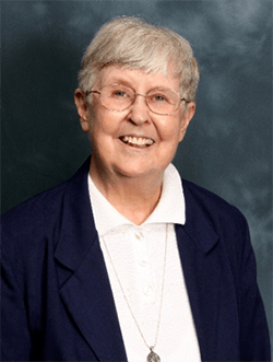 Sister Patricia Sullivan