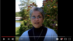 60 Seconds with Sister Migdalia Flores